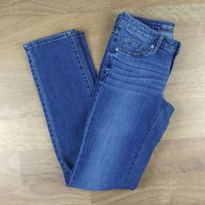 Mossimo Mid-Rise Straight Jeans
